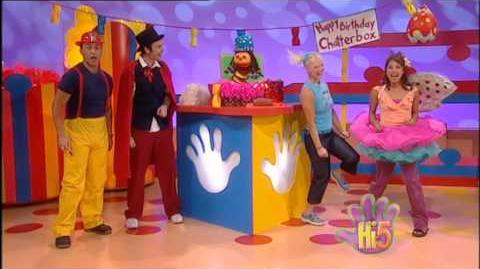 Hi-5 Series 6, Episode 18 (Working it out)