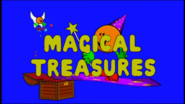 Opening Magical Treasures