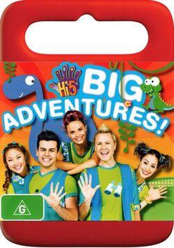 Big Adventures dvd