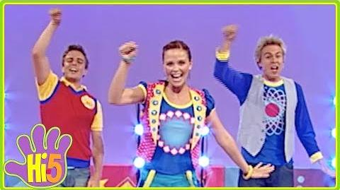 Hi-5 Series 11, Episode 16 (Mysteries)