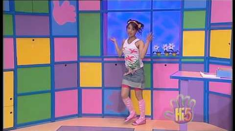Hi-5 Series 8, Episode 35 (Talking & communication)