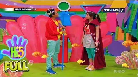 Hi-5 Indonesia Terbaru - 3 Januari 2018 (Full)