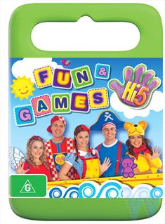 Fun And Games dvd