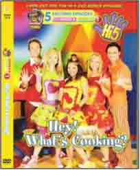 Hi-5 Hey What's Cooking Episodes