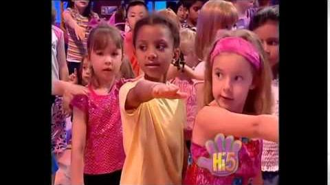 Hi-5 USA - Robot Number 1 (Opening Version)