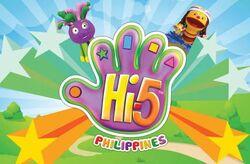 Hi-5 Philippines Logo