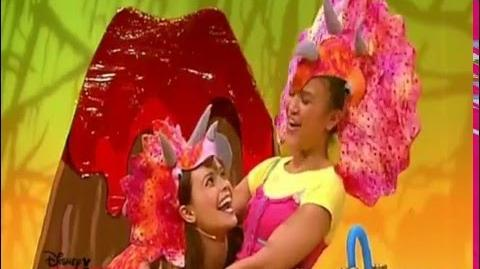 Hi-5 Series 13, Episode 19 (Time machine)