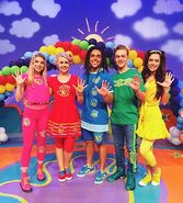 Hi-5 Series 17 Living In A Rainbow Extra 001