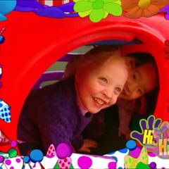 Frame For Children Series 8, Pretending Week