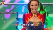 Lauren Making Music 2011