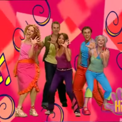 Hi-5 Intro With Cast