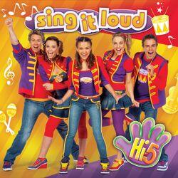 CD Sing it loud