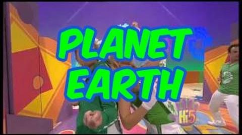 Planet Earth - Hi-5 - Season 10 Song of the Week