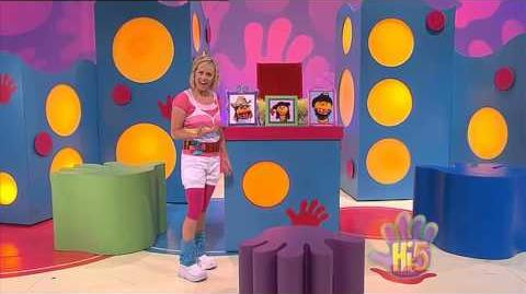 Hi-5 Series 10, Episode 28 (Dress up)