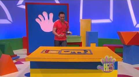 Hi-5 Series 10, Episode 37 (Contraptions)