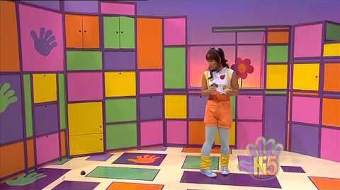 Hi-5 Series 10, Episode 41 (Fun action)