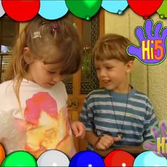 Frame For Children Series 7, Making Week