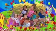 Children's Framework Travelling Circus