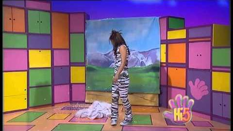 Hi-5 Series 9, Episode 5 (Environment and animals)