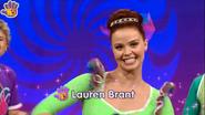 Lauren The Dancing Bus