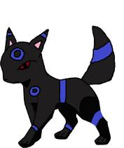 Dark meow