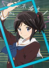Nozomi Kasaki Character Intro