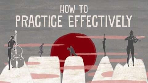 How to practice effectively...for just about anything - Annie Bosler and Don Greene