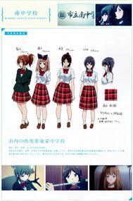 Minami info