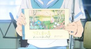 Liz and the Blue Bird Fairytale