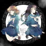 Kumiko and reina manga