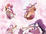 Sound! Euphonium The Movie Original Soundtrack: Reflection of Youthful Music