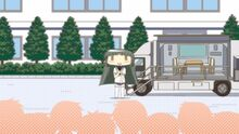 Earthquake Simulator Van