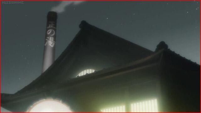 File:Hidamari Sketch Wikia - Masanoya Public Baths Picture.JPG