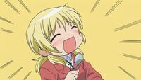 Hidamari Sketch Wikia - Season One (A Winter's Collage - 330)