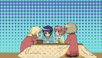 Hidamari Sketch Wikia - Season One (A Winter's Collage - 313)