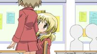 Hidamari Sketch Wikia - Season One (A Winter's Collage - 121)