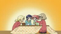Hidamari Sketch Wikia - Season One (A Winter's Collage - 308)