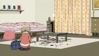Hidamari Sketch Wikia - Season One (A Winter's Collage - 368)
