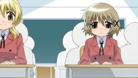 Hidamari Sketch Wikia - Season One (A Winter's Collage - 088)