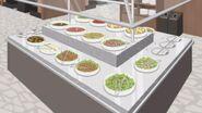 Meat Village salad bar
