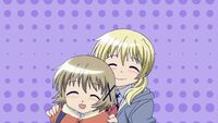 Hidamari Sketch Wikia - Season One (A Winter's Collage - 067)