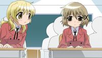 Hidamari Sketch Wikia - Season One (A Winter's Collage - 089)