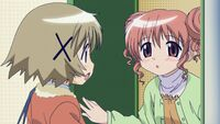 Hidamari Sketch Wikia - Season One (A Winter's Collage - 230)