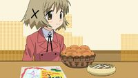 Hidamari Sketch Wikia - Season One (A Winter's Collage - 259)