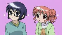 Hidamari Sketch Wikia - Season One (A Winter's Collage - 296)