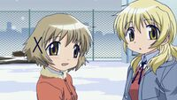 Hidamari Sketch Wikia - Season One (A Winter's Collage - 186)
