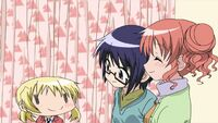 Hidamari Sketch Wikia - Season One (A Winter's Collage - 354)