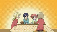Hidamari Sketch Wikia - Season One (A Winter's Collage - 307)