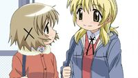 Hidamari Sketch Wikia - Season One (A Winter's Collage - 073)