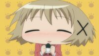 Hidamari Sketch Wikia - Season One (A Winter's Collage - 177)